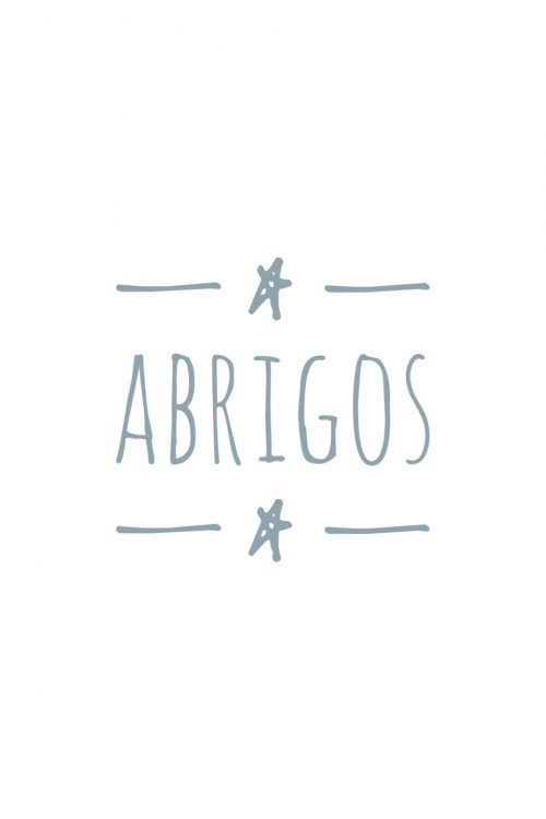 Prendas Abrigo